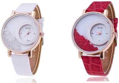 MxRe MXRED52 Analog Watch  - For Women