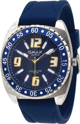 Omax SS338 Analog Watch - For Men