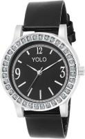 YOLO YLS-038BK Analog Watch  -