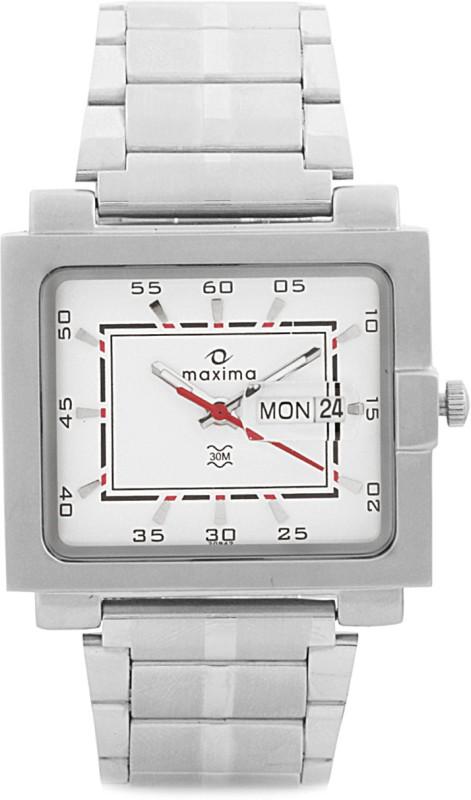 Maxima 20942CMGI Attivo Analog Watch For Men