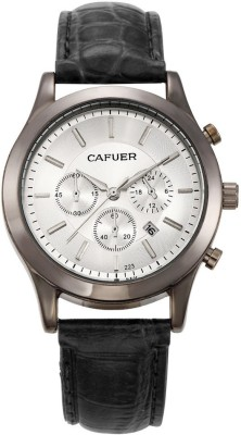 Cafuer W1166BW Analog Watch  - For Men