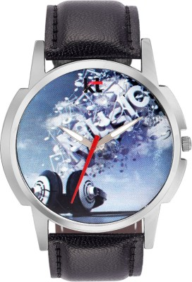 KT Collection 3D Blue_005 Analog Watch  - For Boys, Girls, Men