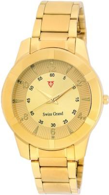 Swiss Grand SG-1076 Grand Analog Watch  - For Women