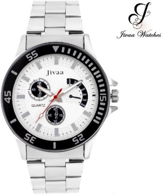 Jivaa JV_8862 Charismatic Chrono-Pattern Analog Watch  - For Men, Boys