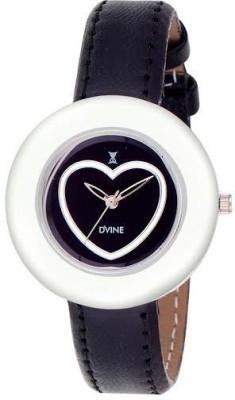 Dvine VD1040 BK01 Analog Watch  - For Women
