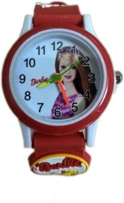 Rana Watches BRBREDSPD Barbie Analog Watch  - For Girls