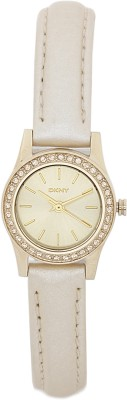 DKNY NY8696 Ladies Essential Analog Watch - For Women