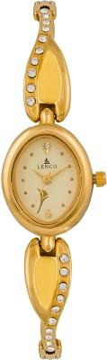 Lenco LADIES3816G Calista Analog Watch  - For Women