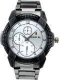 Golden Bell GB-626SilDStCh Analog Watch ...