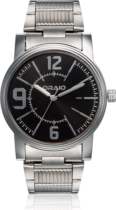 Oraio OR1509 Steel Analog Watch For Men