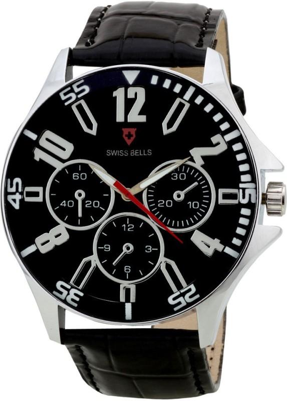 Svviss Bells 717TA Polo Analog Watch For Men