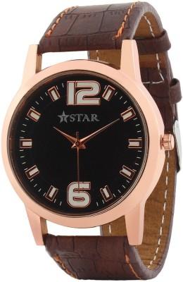 T STAR UFT-TSW-005-BK-BR Analog Watch  - For Boys