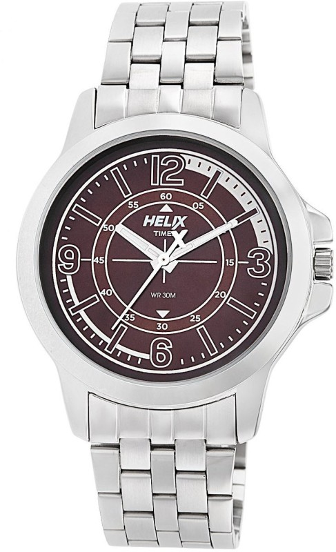 Timex TW023HG05 Helix Analog Watch For Men