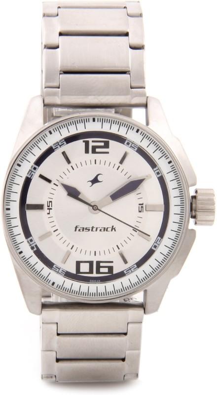 Fastrack NG3089SM01 Black Magic Analog Watch For Men