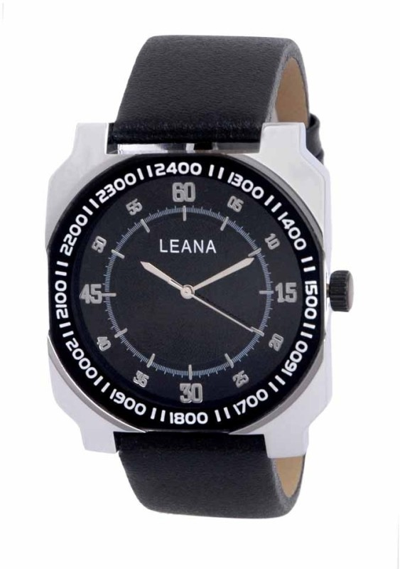 Leana LWW526 Round Analog Watch For Men