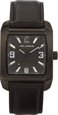 Ted Lapidus 5101806 Analog Watch  - For Men