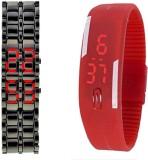 Puma Plus 33b Digital Watch  - For Men