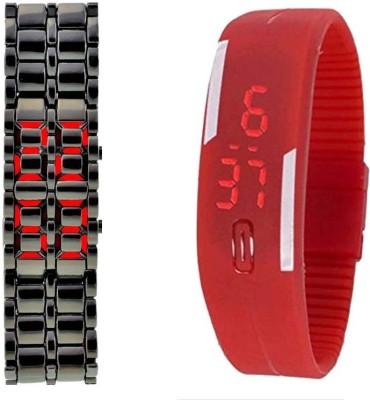 Puma Plus 33b Digital Watch  - For Boys, Men