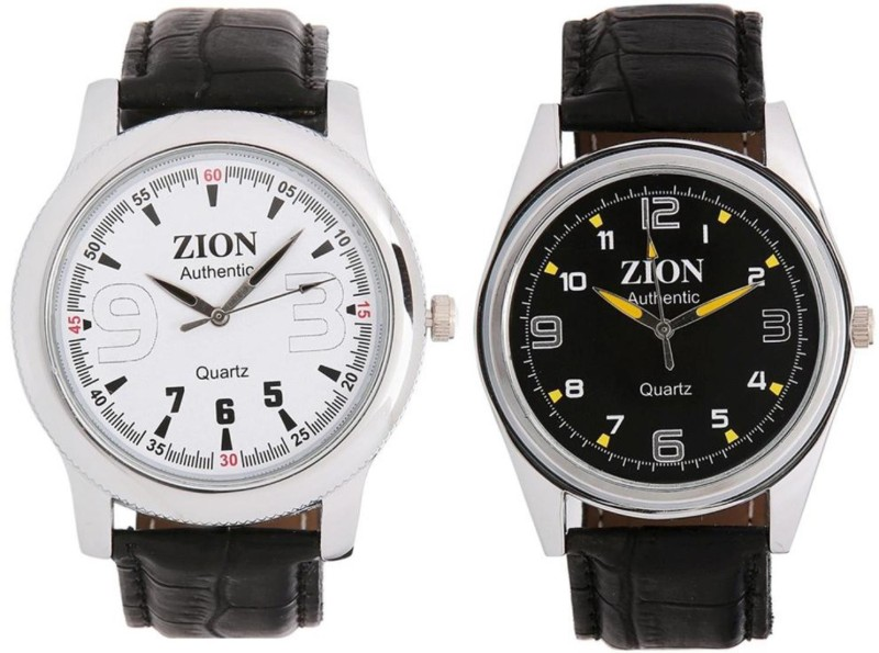 Zion 1074 Analog Watch For Men