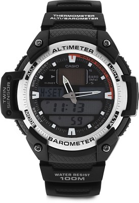 Casio AD164 Outdoor Analog-Digital Watch  - For Men
