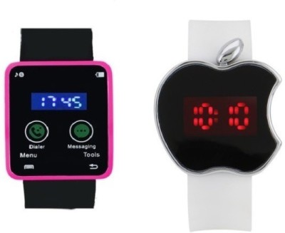 Users TCH2APSQ AshJay Digital Watch  - For Boys, Girls, Couple