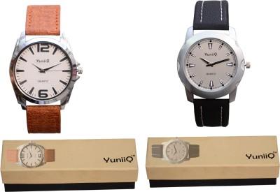 YuniiQ YUN25 Analog Watch  - For Men