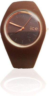 Style Feathers SF-IceBrown2 Analog Watch  - For Couple