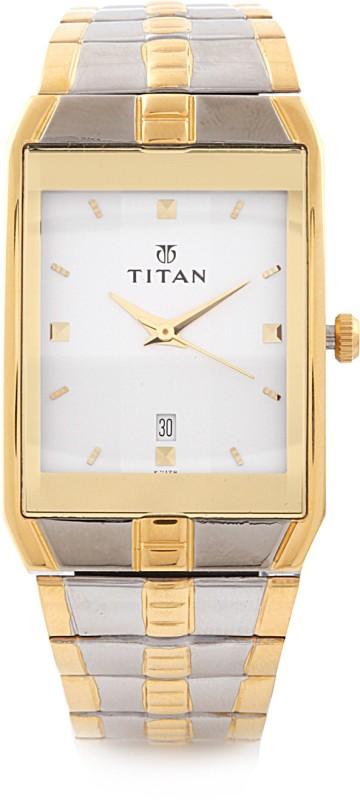 Titan NH9151BM01 Karishma Analog Watch For Men