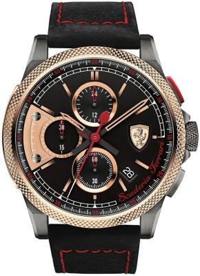 Scuderia Ferrari 0830313 Formula Italia S Analog Watch  - For Men