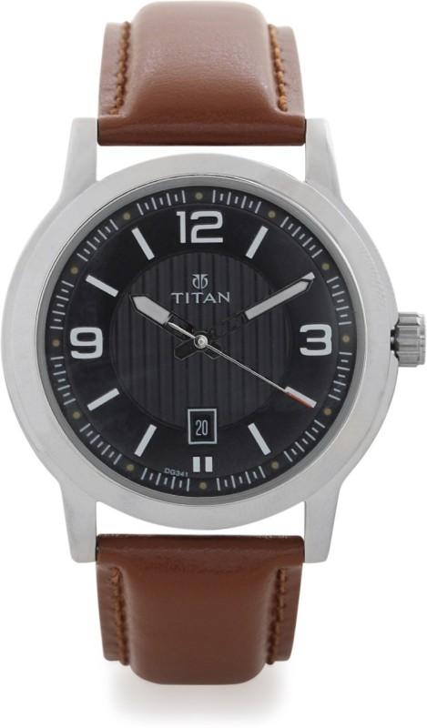Titan 1730SL02 Analog Watch For Men