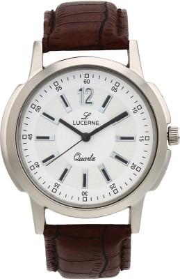 Lucerne MS069GLS Analog Watch  - For Men