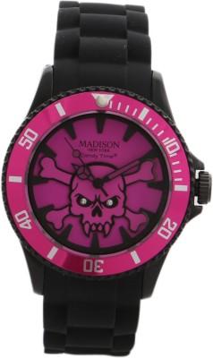 Madison New York U461 Analog Watch  - For Men, Women