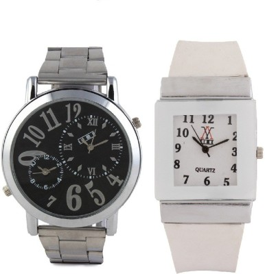 Lime AVW-22lady-08 Analog Watch  - For Couple