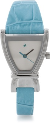 Fastrack NG6095SL01C Analog Watch  - For Women
