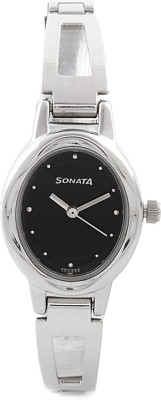 Sonata 8085SM01C Analog Watch  - For Women