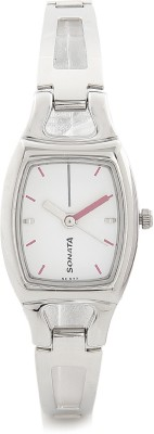 Sonata 8926SM01 Analog Watch - For Women
