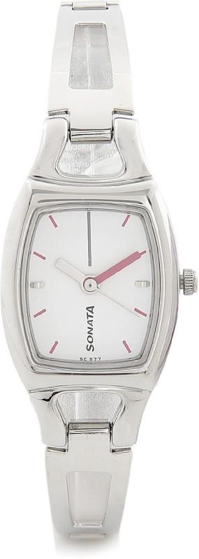 Sonata 8926SM01AC Analog Watch For Women
