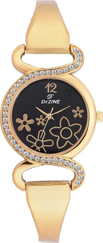 Dezine DZ LR1201 BLK Analog Watch For Women