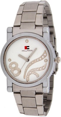 HILLMAN HM2010SM02 New Style Analog Watch  - For Women, Girls
