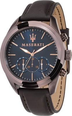 Maserati Time R8871612008 Traguardo Analog Watch  - For Boys, Men