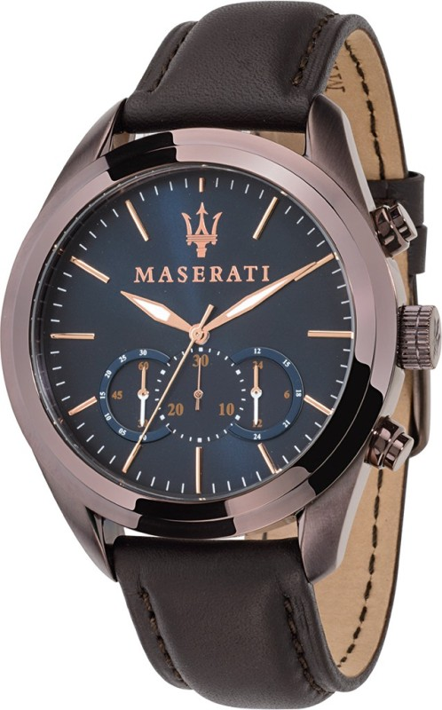 Maserati Time R8871612008 Traguardo Analog Watch For Men