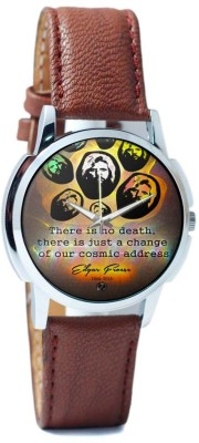 PosterGuy kaleidoscoped band Inspired -1297301026-RS1-W-BRW Analog Watch  - For Men