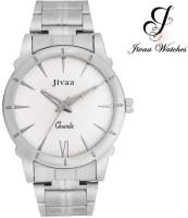 Jivaa ck_3213 Silvered Intrinsic Analog Watch  - For Men