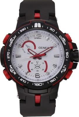 Genex GXWHT4068 Analog Watch  - For Men