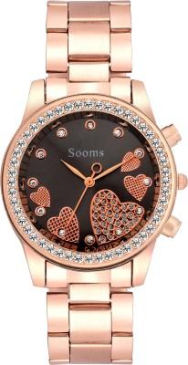Sooms QUENN123498 Analog Watch  - For Girls, Women
