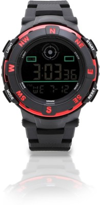 Infantry IN0071-RED INFANTRY CHRONOGRAPH Digital Watch  - For Men, Women