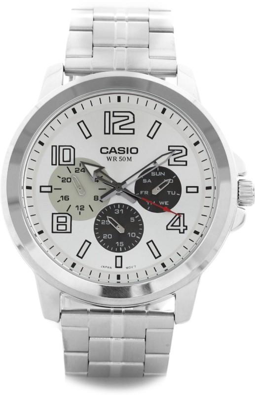 Casio A1060 Enticer Men Analog Watch For Men