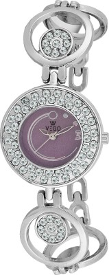 Vego AGF030 Vego Silver Color Analog Watch For Women,s(AGF030) Analog Watch  - For Women