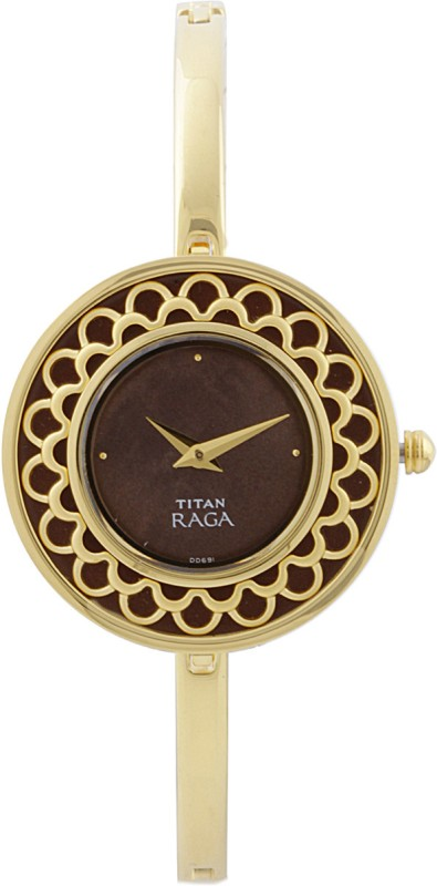 Titan NH2530YM01 Raga Analog Watch For Women