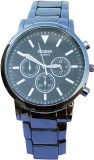 Rosra ROR107SIL_BLK Analog Watch  - For ...